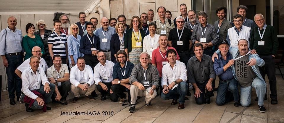 IAGA 2015, JERUZALEM 16-18. 10. 2015